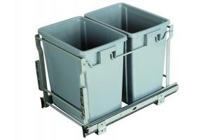Вкладки кухонные, вёдра и контейнеры