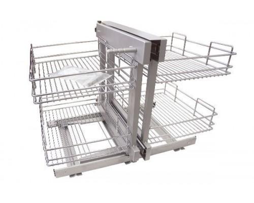 Выкатная корзина для кухни KRM03/800-900/R