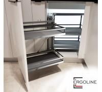 Выкатная корзина для кухни UNIVERSE ESTETICA KRM05/900-1000
