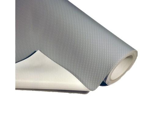 Коврик гигиенический для кухонных ящиков 1.5х480 серый