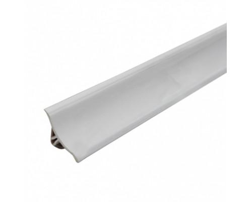 Плинтус для столешницы 3 м, белый (25шт)