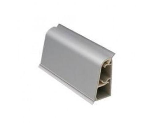 Плинтус для столешницы, алюминиевый, 4 м,цвет 800 БОЛЬШОЙ
