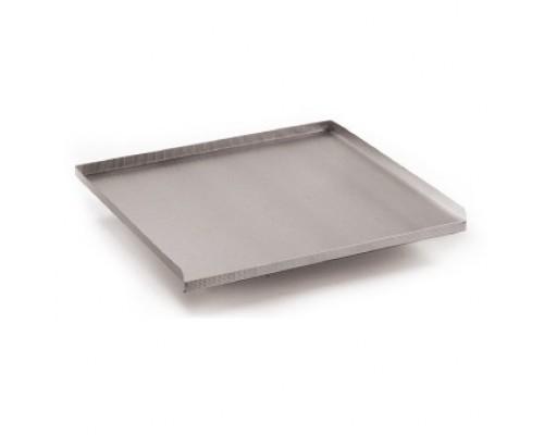 Поддон гигиенический на дно кухонной секции  600 мм., алюминий