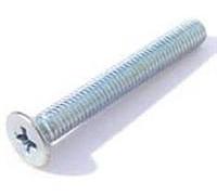 Винт под ручки 4х22 мм., никель