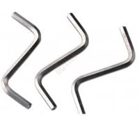 Ключ к евростяжке 7х50 мм. ( 4 мм ) S-обр.