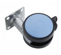 Мебельная опора колёсная  N107BL/Blu.5