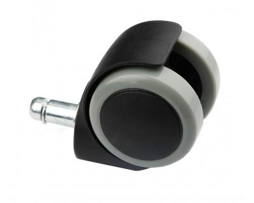 Мебельная опора колёсная  N108BL/GR.5
