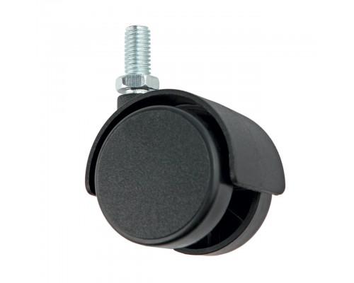 Мебельная опора колёсная  N111BL/BL.3