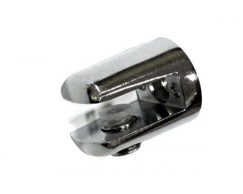 Полкодержатель для стекла до 6 мм, D=17,5 мм