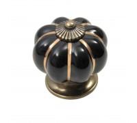 Мебельная ручка POLLY RC055AB.3/BL17