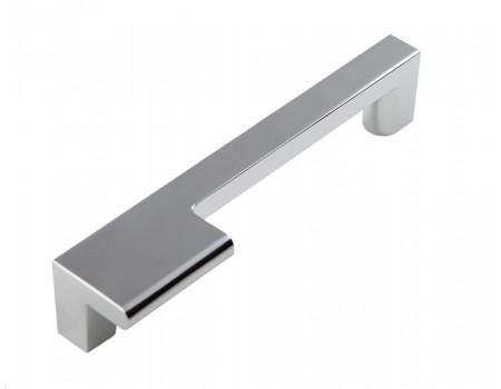 Мебельная ручка RS301CP/WWL.4/128/L
