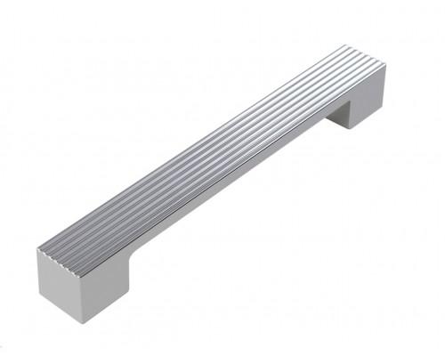 Мебельная ручка RS304CP/WWL.4/160