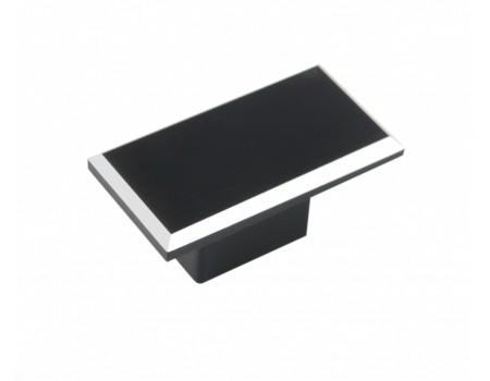 Мебельная ручка URBANISM RS061BL/AL.4/16