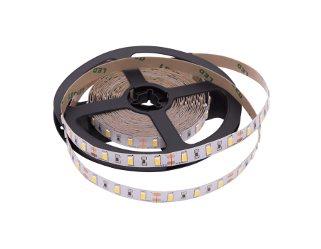 LED Лента К1,2835 IP65,120LED/m,3500K,12B,6 BT,600-700 Лм/м,5мх8мм