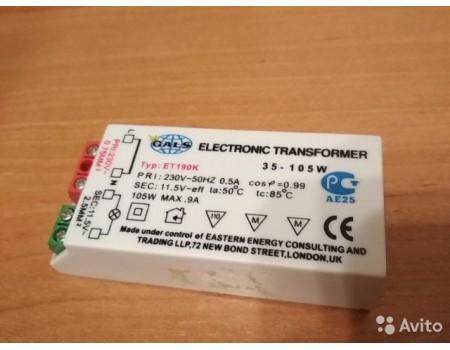 Трансформатор 60 W, De Fran