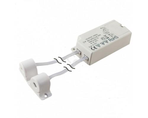 Выключатель ИК с 2-мя датчиками, на наличие преграды