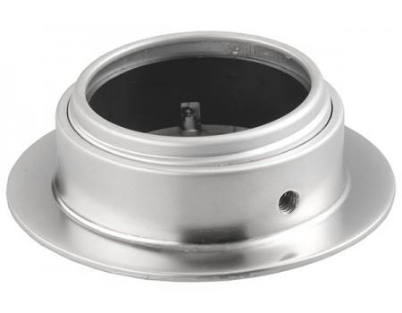 Фланец для тр.50 с пласт.кольцом Z-002