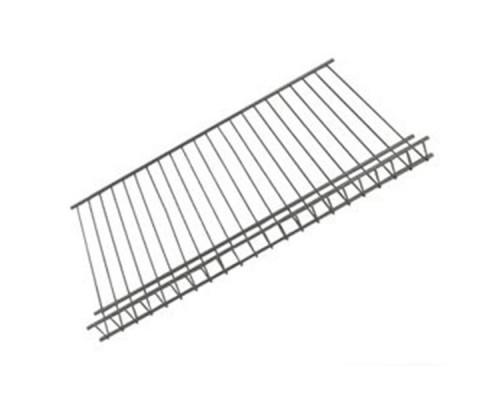 Полка сетчатая для систем хранения 300х3000 металлик
