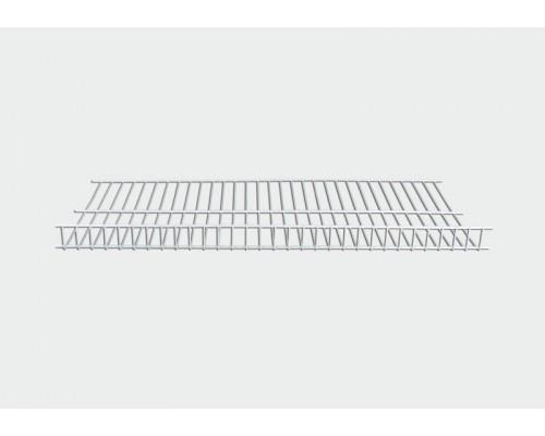 Полка сетчатая для систем хранения 230х3000 белая