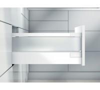 """Ящик antaro Blum высокий фасад """"C"""", царга M + сатинир. встав.,. Выберите цвет царг и глубину."""