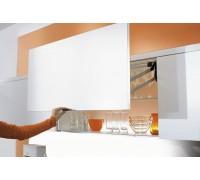 AVENTOS HL подъёмник BLUM вертикального паралельного открывания одинарного фасада. Выберите тип механизма и рычаги!