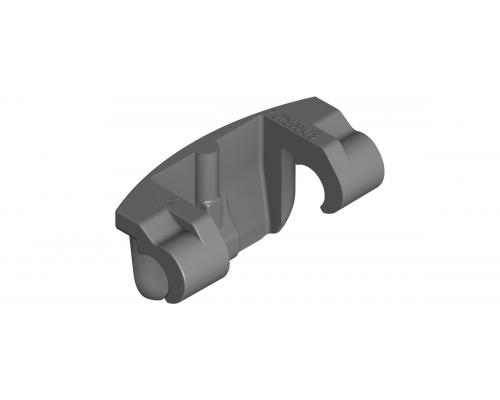 Ограничитель открывания до 86° к петле Clip t. B. 110°. Нужен для подъёмника HK-XS с петлями.