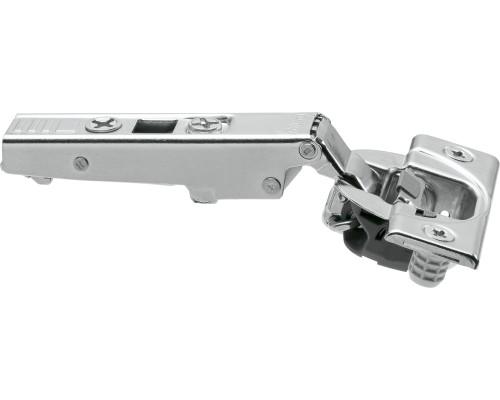 Петля Clip top Blumotion Большего наложения на боковину, (константа 13мм) 110° накладная