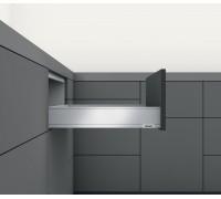 LEGRABOX pure M - стандартный 90.5мм. Выбрать глубину и цвет царг.