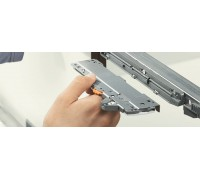 Комплект TIP-ON BLumotion для LEGRABOX: Направляющие на замену + механизмы Тип-он