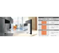 LEGRABOX free C - высокий 193мм. Выбрать цвет царг и глубину.
