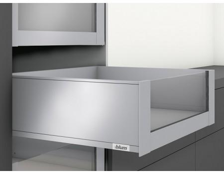 LEGRABOX pure C - высокий 193мм внутренний со вставкой. Выбрать глубину и цвет царг.