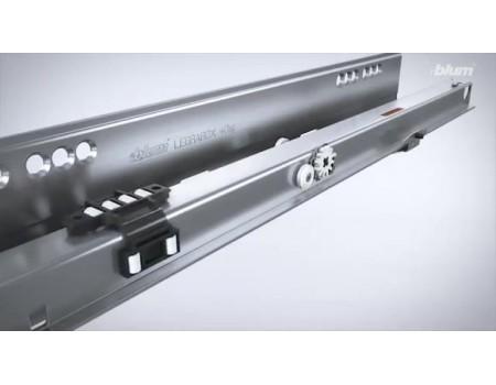Legrabox Направл. 70кг BLUMOTION 500мм Л+П Доп. к стандартному комплекту учитывая замену направляющих