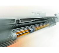 Направляющие  скрытого монтажа Tandem 270 - 550мм частичного выдвижения без доводчика для системы открывания нажатием. Выберите размер.