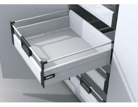 Внутренний ящик TANDEMBOX plus, царга M + 1 релинг (высота B) 500мм