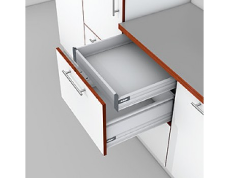 Внутренний ящик TANDEMBOX plus M (высота M). Выберите цвет и глубину.