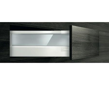 """Вставка antaro стекл. 59,5мм """"C"""", НД 500мм, прозр. 2шт."""