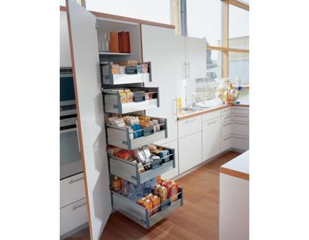Высокий шкаф-колонка за дв. 500мм спец. шир. до 1,2м 4xD