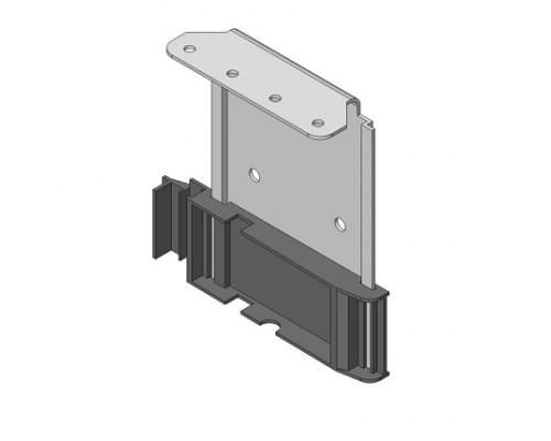 Servo-Drive:  Уголок-держатель сверху с адаптером