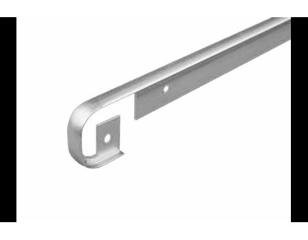 Планка 38 мм., Т-образная, матовая (Скиф)