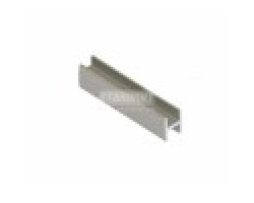 Профиль для кухонной стеновой панели 4 мм, стыковочный, L-600 мм, алюминий