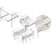 Направляющие механизмы MB MB15001W/500