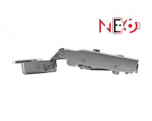 Мебельная петля CASUAL H305A02 с доводчиком накладная без ответной планки