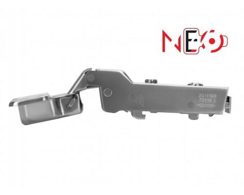 Мебельная петля CASUAL H305B02 с доводчиком полунакладная без ответной планки