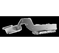 Мебельная петля H301C02/0910 полунакладная с доводчиком