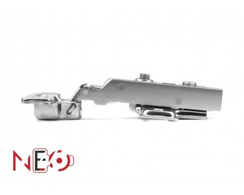 Мебельная петля H404A21/2210 Мини петля clip-on с доводчиком накл.