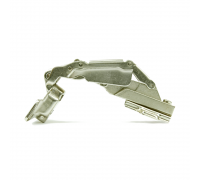 Мебельная петля H600B02/0112 трансформер 165* полунакладной