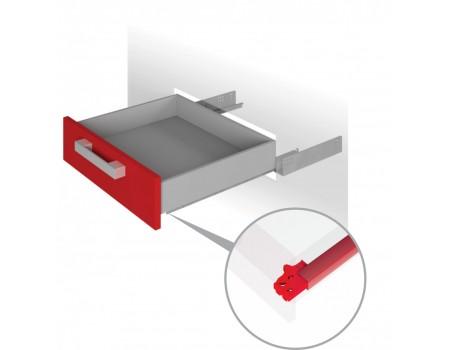 Направляющие механизмы скрытого монтажа DB4461Zn/400