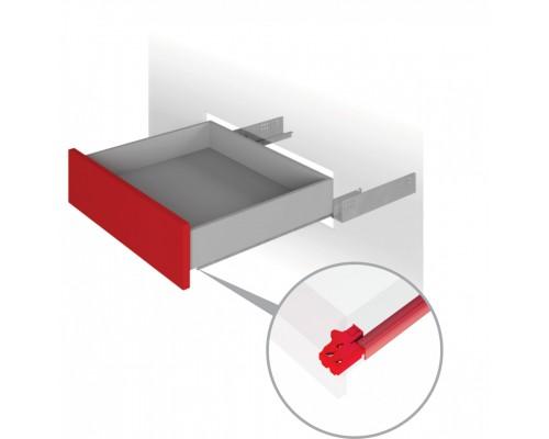 Направляющие механизмы скрытого монтажа DB4465Zn/500 PUSH