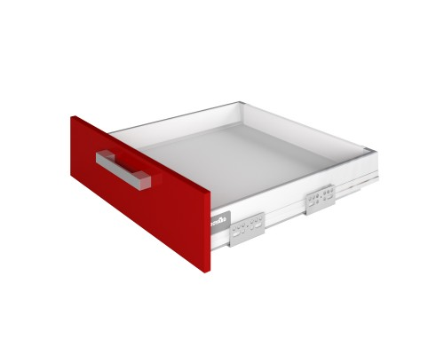 Кухонный ящик с доводчиком SWIMBOX SB01W.1/350