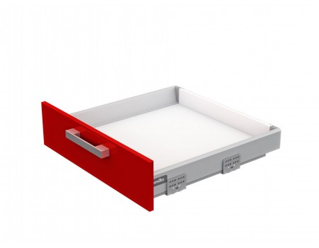 Кухонный ящик с доводчиком B-BOX SB04GR.1/350